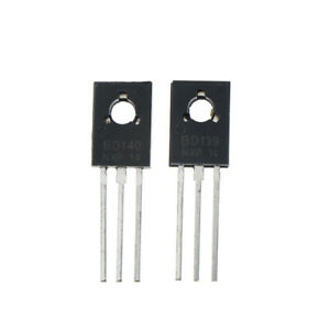 20Pcs-BD139-BD140-BD140-10Pcs-BD139-10Pcs-TO-126-power-transisto-D