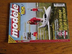 Revue-Modele-Magazine-RCM-N-686-Plan-encarte-Frankfort-Monsun-BO-209-Su-47