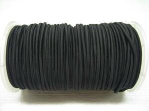 Strong Black 12mm Elastic Shock Cord Heavy Duty Tie Down Bungee Rope