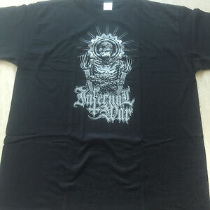 INFERNAL-WAR-Chronicles-Of-Genocide-T-SHIRT-SIZE-LARGE