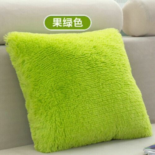 Cushion Cover Throw Pillow Luxury Seat Home Textiles Lumbar Without Cushion Core