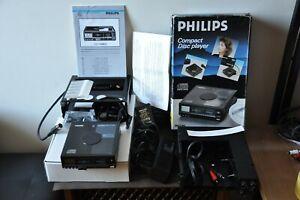 PHILIPS-CD-10-MKII-SET-COMPLETO-INTROVABILE-PERFETTO-10-10-DA-MUSEO-5