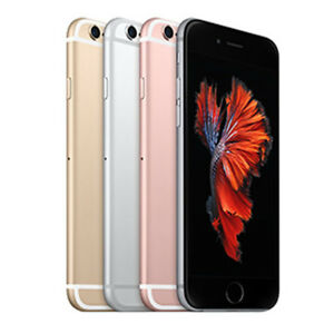 Apple iPhone 6S Plus - 16GB 32GB 64GB 128GB - Gold/Silver/Grey/Rose - UNLOCKED