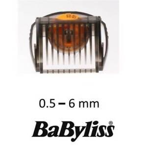 BaByliss-Kamm-Bart-Einstellbare-0-5mm-6mm-Rasierer-E702-E703-E709-E769-E779-T101