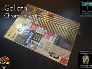 MASK-M-A-S-K-Goliath-Ultimate-Upgrade-Sticker-Label-Kit-Chromium-Edition