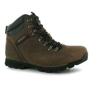 Karrimor Homme Hot Crag Walking Shoes non imperméable à lacets Vibram confortable