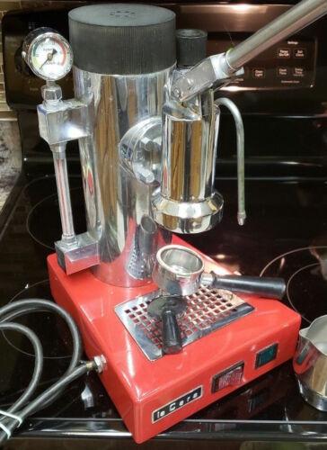 Zacconi La Cara Riviera Spring Lever Espresso Machine group to portafilter seal