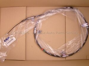 H1 H-1 STAREX 01-04 GeNuiNe THROTTLE CONTROL CABLE 3274047050