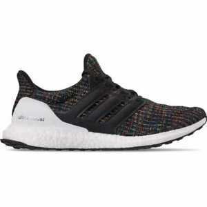 5224a82e92593 Men s adidas UltraBOOST Running Shoes Core Black Active Red F35232 ...