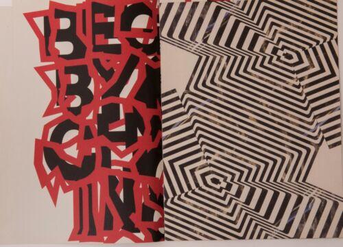 RENE BURRI COMME des GARCONS 2016S Booklet Flyer Art Paper Poster Rei Kawakubo