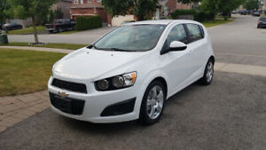2012 Chevrolet Sonic CERTIFIED/SAFETY and CARFAX