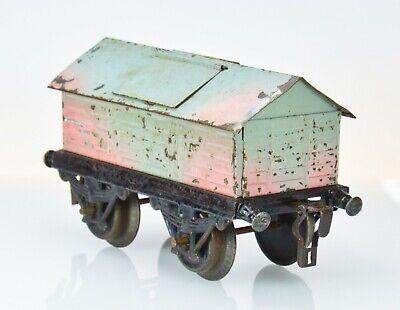 Kraus Fandor | Spur 1 | Kalkwagen | Um 1930 | Seltene Gelegenheit Für Die Anlage