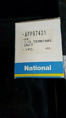 in6s2 Nais Afp87421 Fp I/o Terminal Unit Electrical Equipment & Supplies Sensors