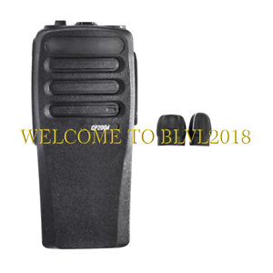 Replacement-Radio-Housing-Case-With-OEM-Speaker-amp-Mic-For-Motorola-CP200D-RADIO