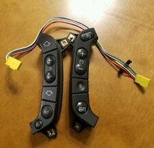 BMW E39 E38 96-01 Steering Wheel Multifunction Switches Radio Cruise