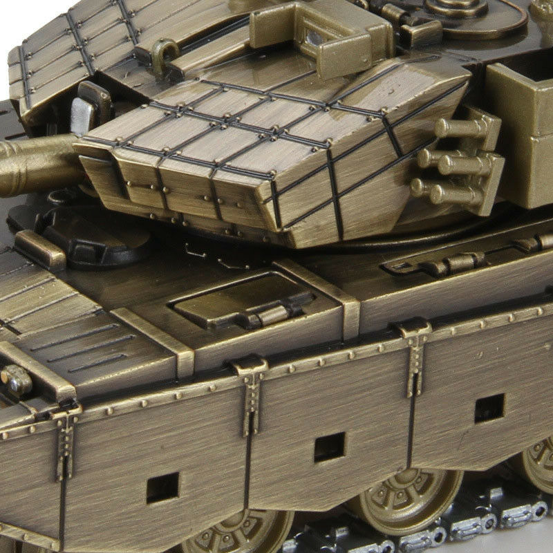 Battle 99A Tank Static Model Gift Toys Kit 1 50 Sacle Armored Vehicle Metal Car