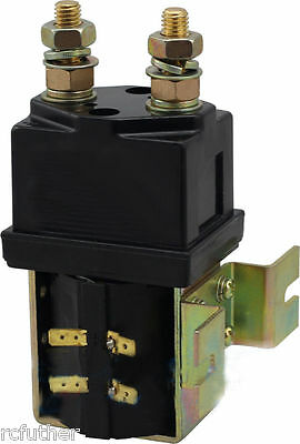 12 Volts Heavy Duty Solenoid Albright SW200 Style Contactor
