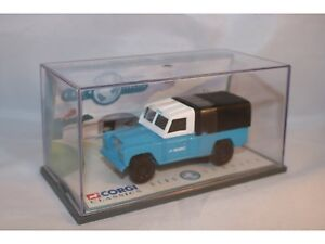 Corgi-Toys-07408-BOAC-Land-Rover-Aero-Service-mint-in-box