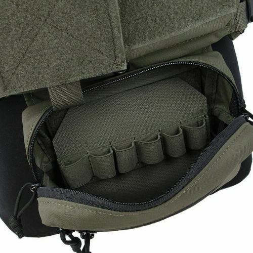 TMC3115 RG Hunting Airsoft Tactical Vest Modular Chest Rig Mag pouch Hook/&Loop