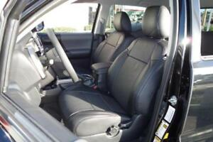 Clazzio Synthetic Leather Seat Covers for 2014-2020 Toyota Tundra