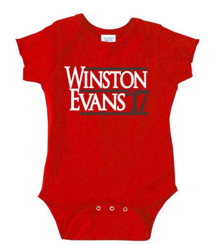 "Jameis Winston Tampa Bay Buccaneers /""Winston Evans/"" shirt Hooded SWEATSHIRT"