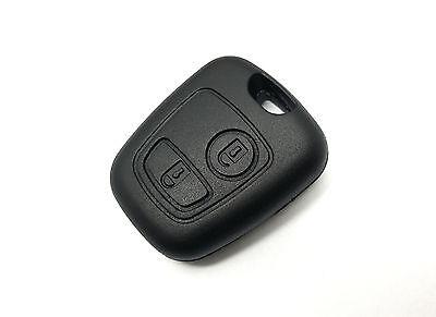 2tasten Ersatz Schlüssel Gehäuse Für Citroen Saxo Picasso C2 C3 C4 Reparatur Ausgezeichnet Im Kisseneffekt