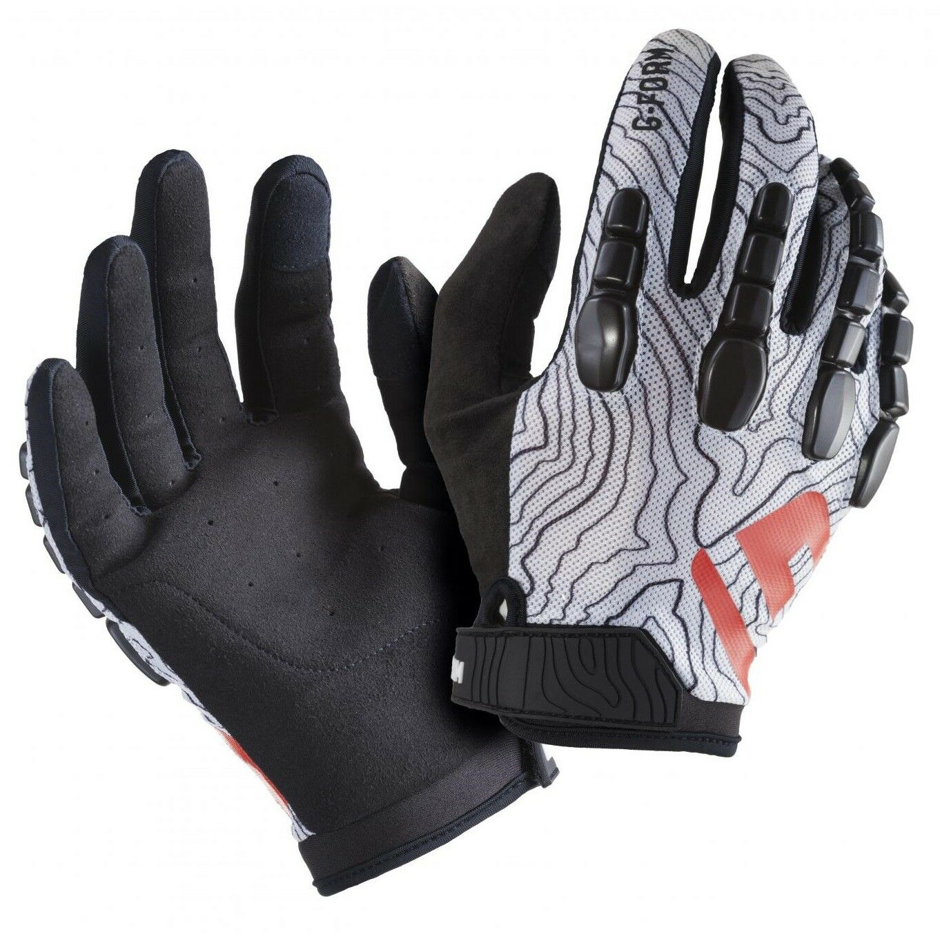 G-Form Pro Trail Gloves Handschuhe Fahrrad Bike Downhill Protection Freeride