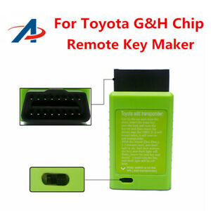 Vehicle Code Reader >> Details About For Toyota G And H Chip Vehicle Obd Obd2 Remote Auto Programming Code Reader