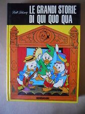 Le Grandi Storie di Qui Quo Qua - Copia cartonata per abbonati 1974 Disney [C82]