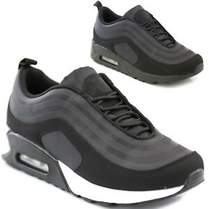 Scarpe-Sneakers-Uomo-Donna-Passeggio-Ginnastica-Corsa-Sport-Tipo-Air-Max-97-s110