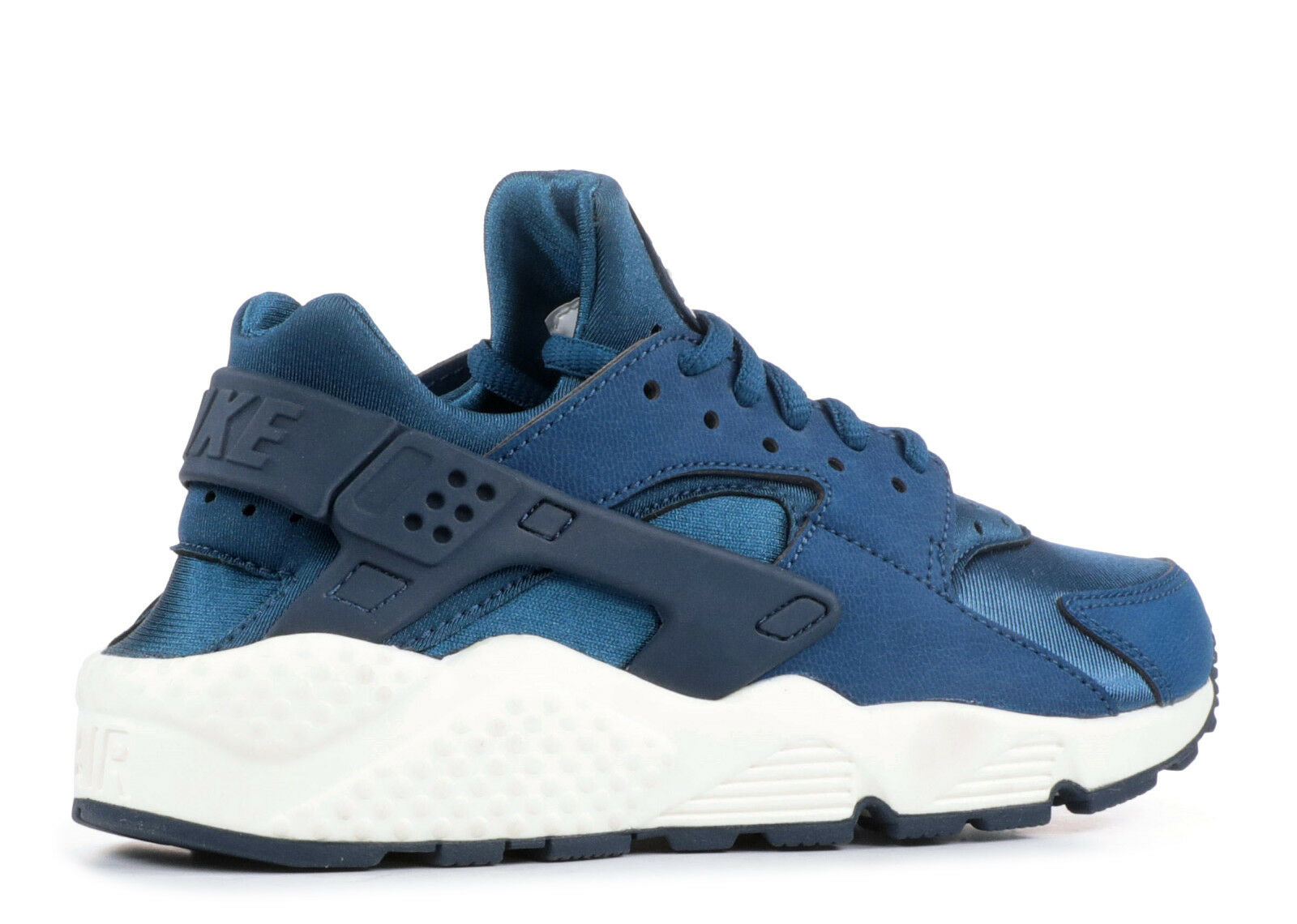 NIKE WOMAN AIR HUARACHE RUN blueE FORCE SAIL [634835-400] US WMNS SZ 6