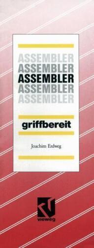 1 von 1 - Assembler griffbereit von Erdweg, Joachim