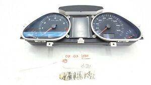 2007-2009-AUDI-Q7-INSTRUMENT-CLUSTER-SPEEDOMETER-ASSEMBLY-OEM