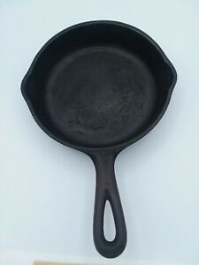 Wagner-Ware-Sidney-O-Skillet-3-1053-C-Cast-Iron-Fry-Pan-6-1-2-039-039-Vintage