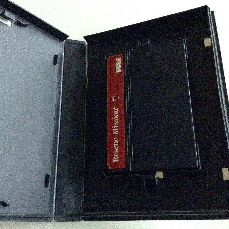 Rescue Mission, SEGA Master System