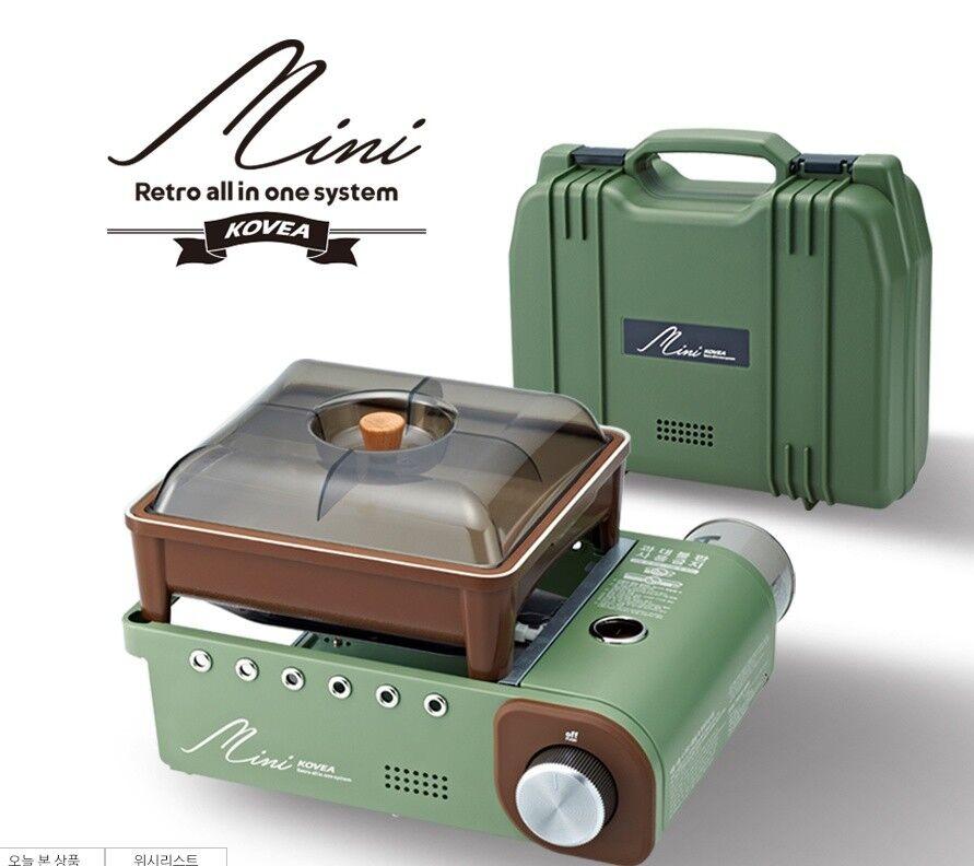 KOVEA Mini Retro all in one System   Mini Gas stove   Made in Korea
