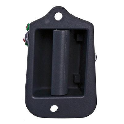 METAL ALUMINUM PULL LEVER 3rd door handle Fits S10 S15