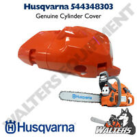 Genuine Husqvarna 544348303 Cylinder Cover For 445 & 450 Chainsaws