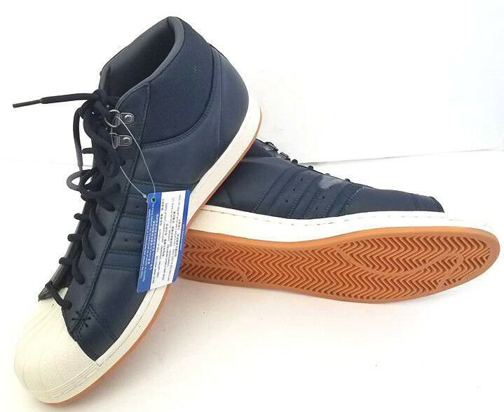 New Adidas Ortholite  men's high top  sneakers shoes size 11.5