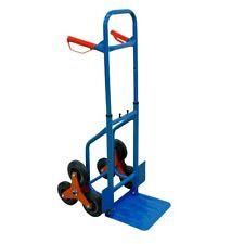 Chariot d'escalier, Chariot de transport, Chariot pour sacs avec 6 roues, 200Kg
