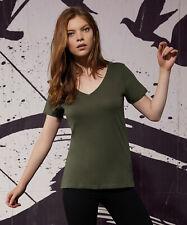 Women's Soft 100% Organic Cotton T-Shirt, NWOT