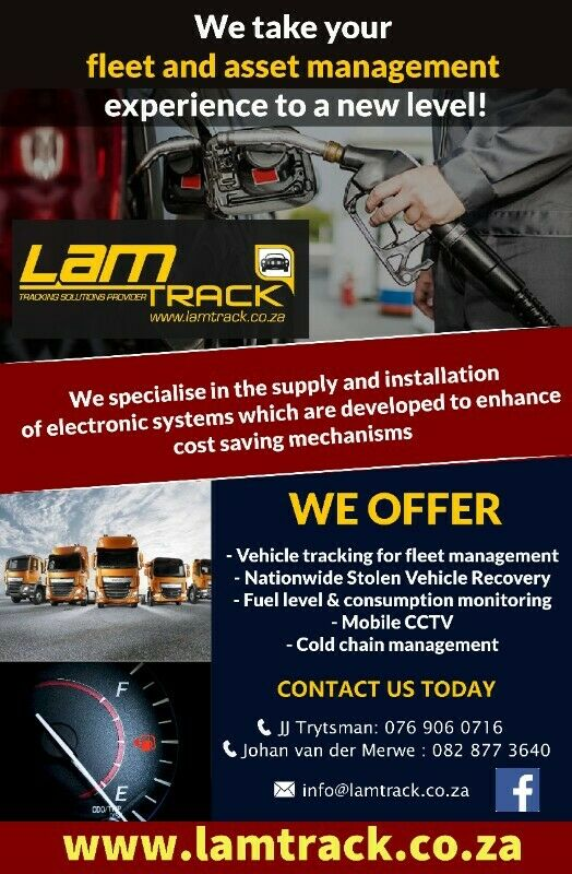 Lamtrack - Ad posted by Find My Business SA