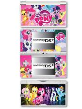 My Little Pony Vinyl Skin Sticker for Nintendo DSi