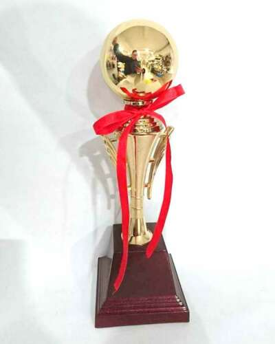29cm Large Trophy Prize Cup Plastic Gold Winner Sport Award School Winner Cup