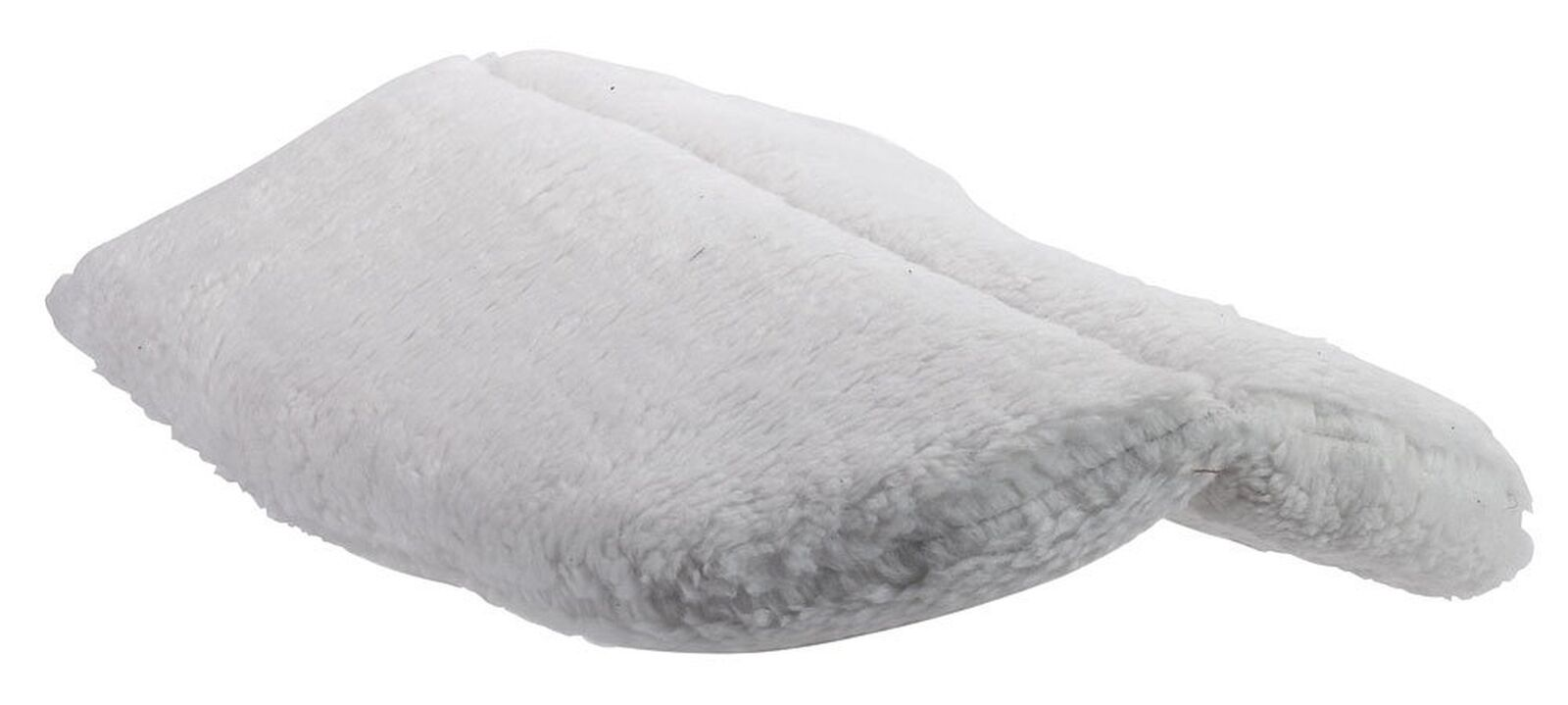 Kerbl 32370 Lamb Skin Cover for Girth -  White  quick answers