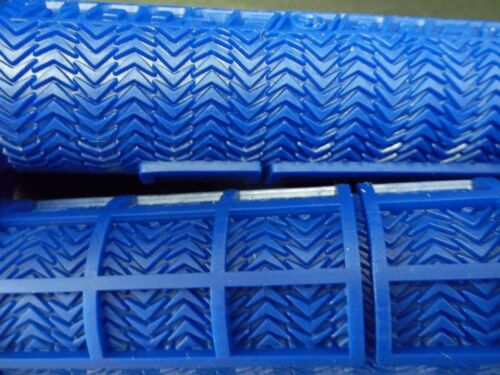 Moose Racing Half Waffle Yamaha Blue Grips YZ 80 85 125 250 250F 450F WR 225 TTR