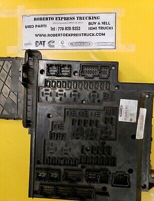 Freightliner CASCADIA SAM CABIN MODULE Fuse Box: P/N A06-60969-005 | eBayeBay