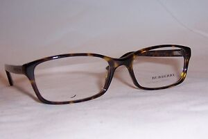 a8a048678f1f Image is loading NEW-BURBERRY-EYEGLASSES-BE-2073-3002-TORTOISE-53mm-