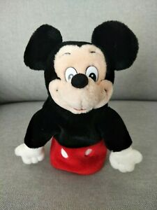 Mickey-Mouse-Hand-Puppet-Plush-Toy-Disney
