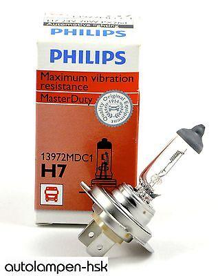 PHILIPS MasterDuty H7 24 V / 70 W 13972MDC1 +++ANGEBOT+++